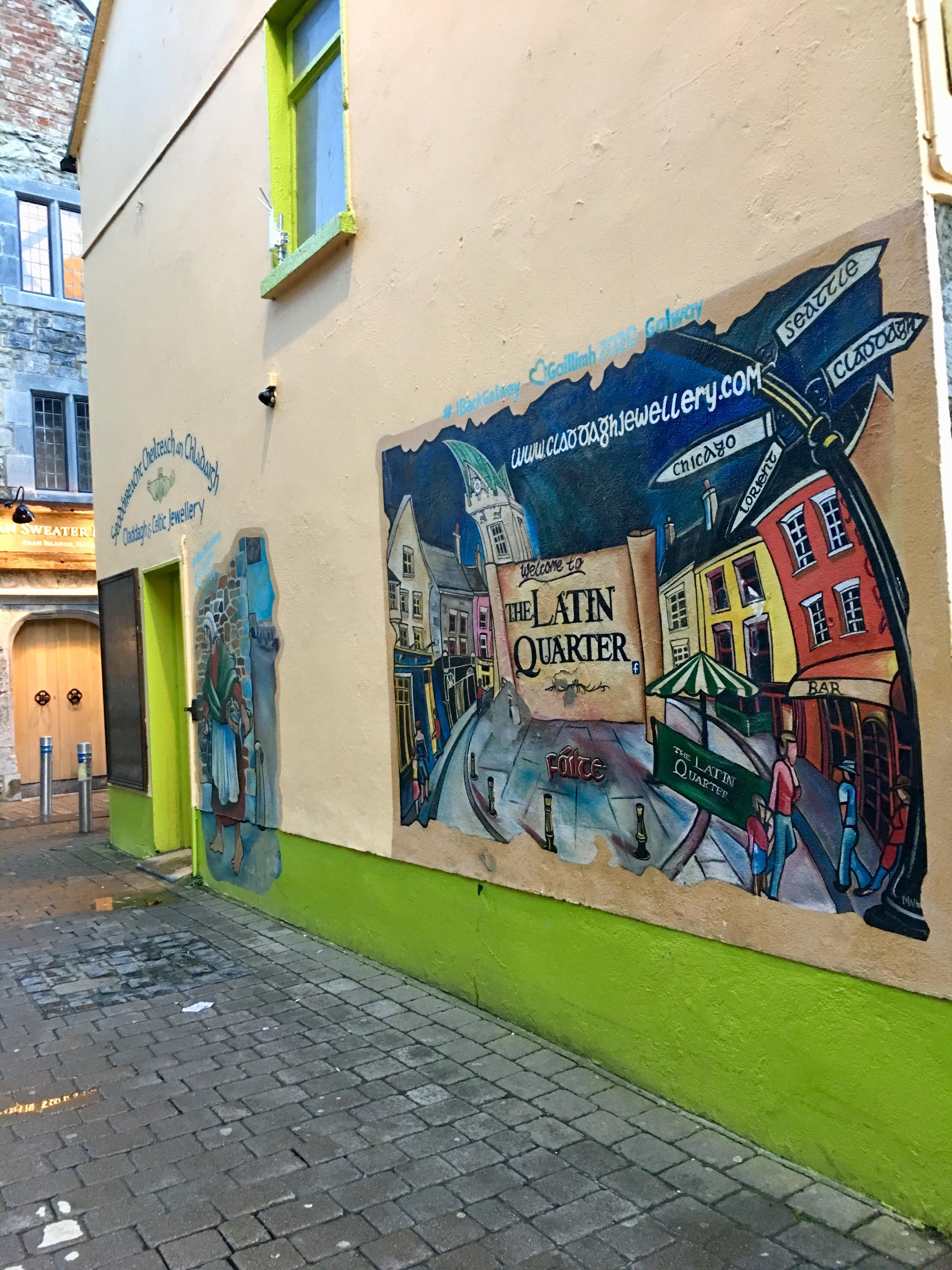 Visitar Galway