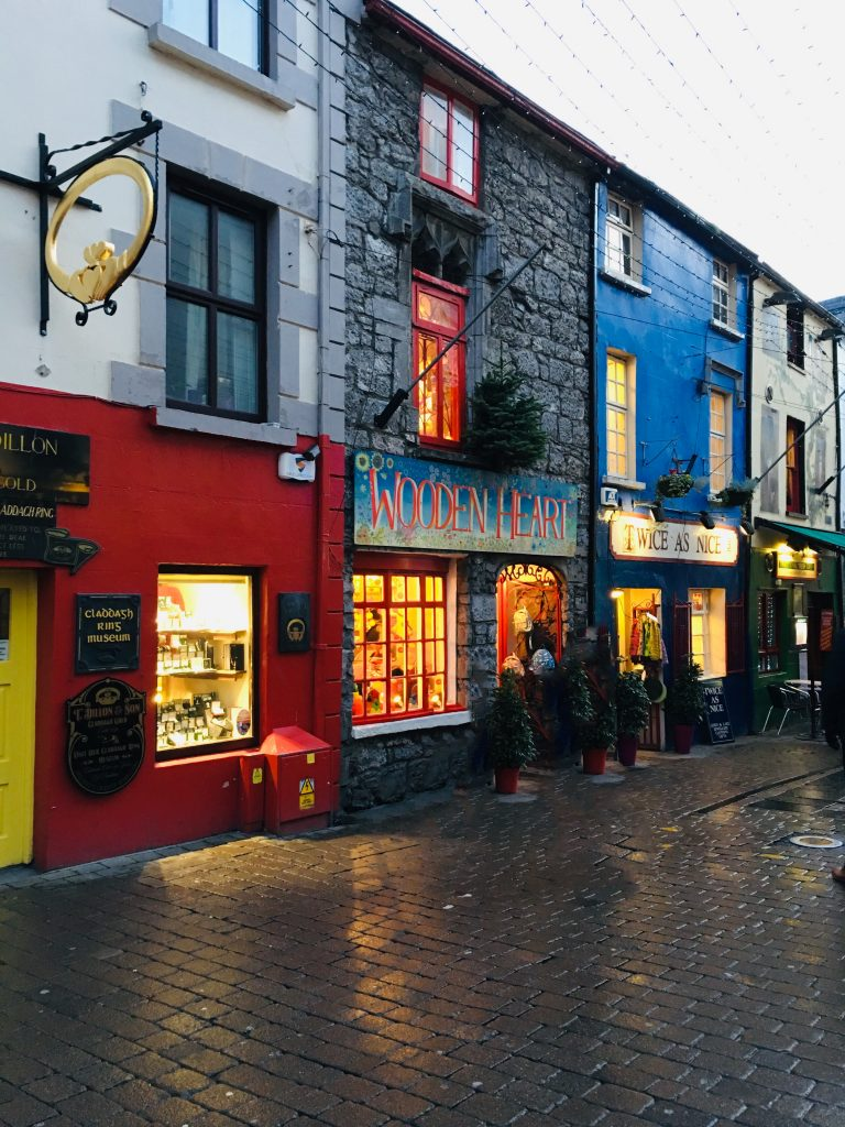Visitando Galway