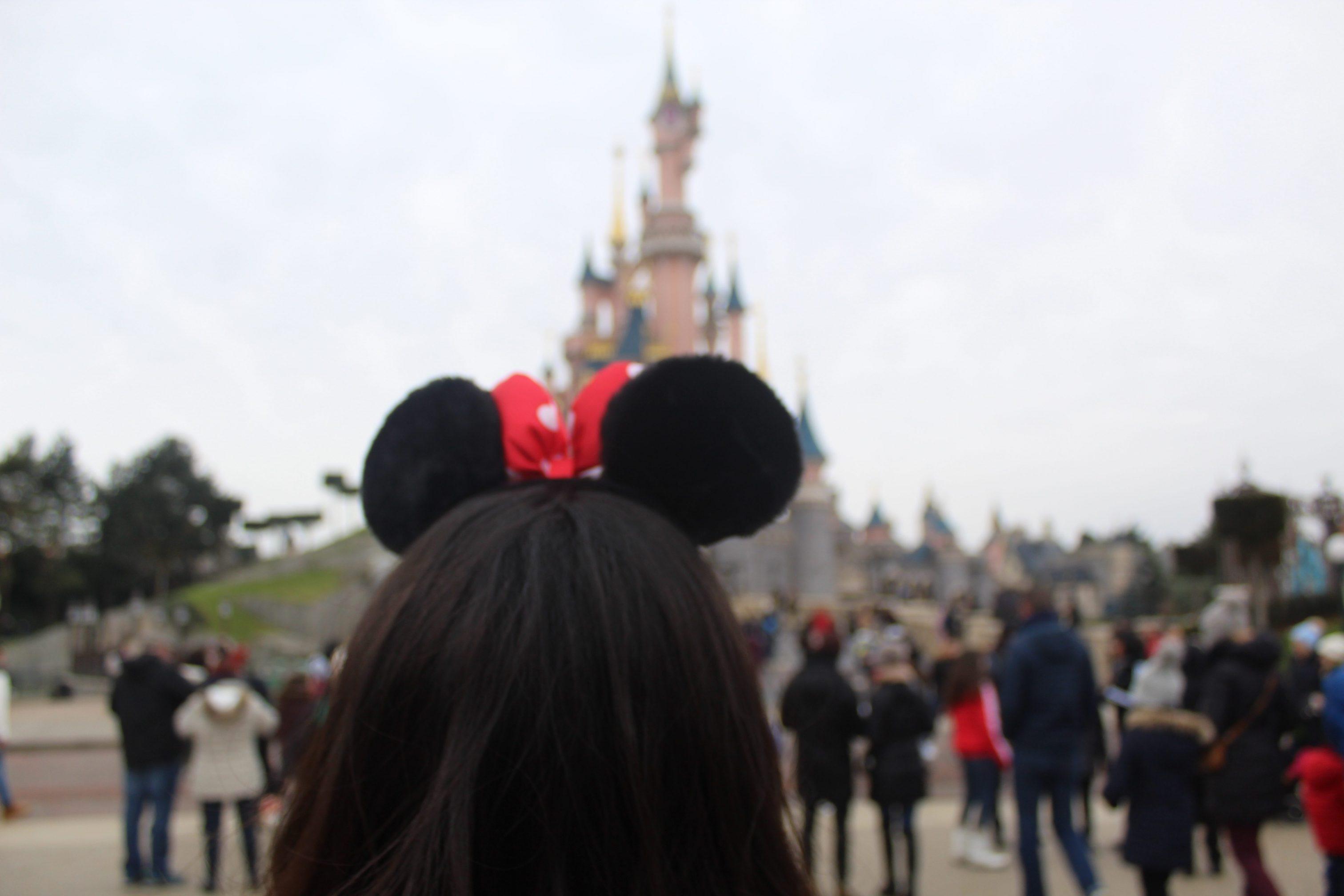 parques Disneyland en París
