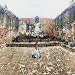 La ciudad de Ayutthaya