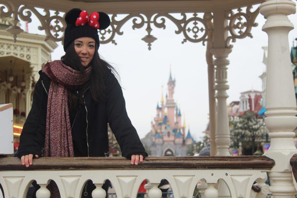 Main Street de Disneyland París