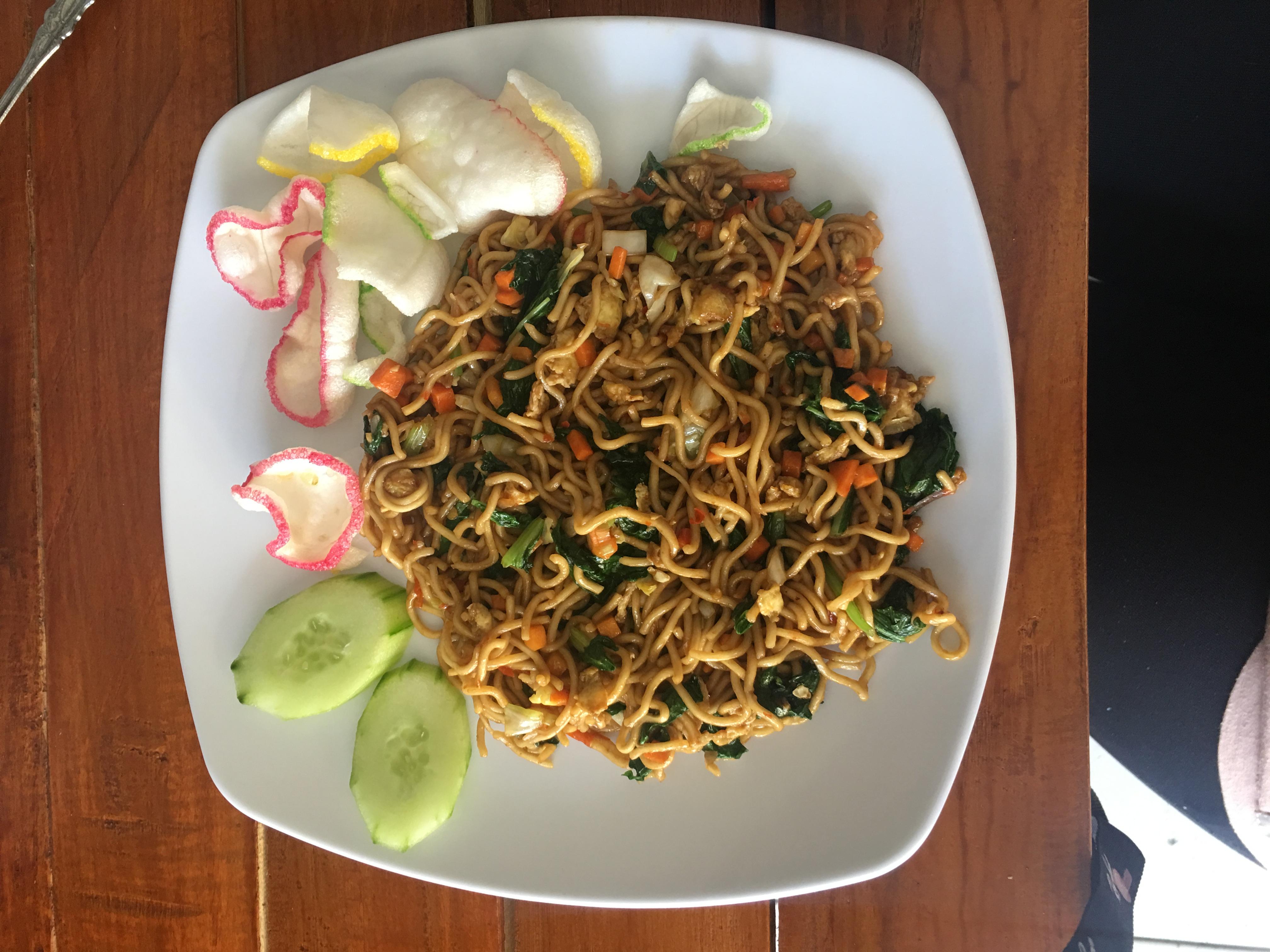 Qué comer en Bali y en Indonesia