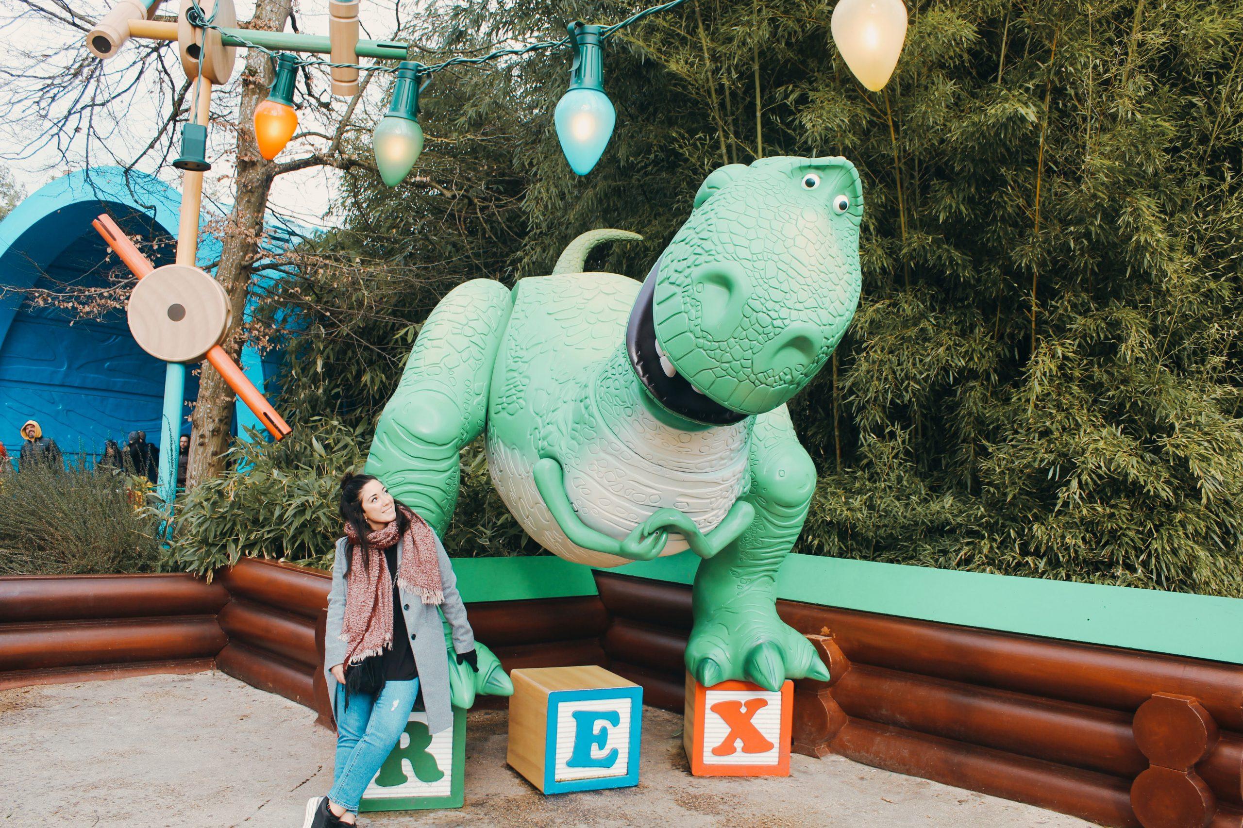 Parque Walt Disney Studios París