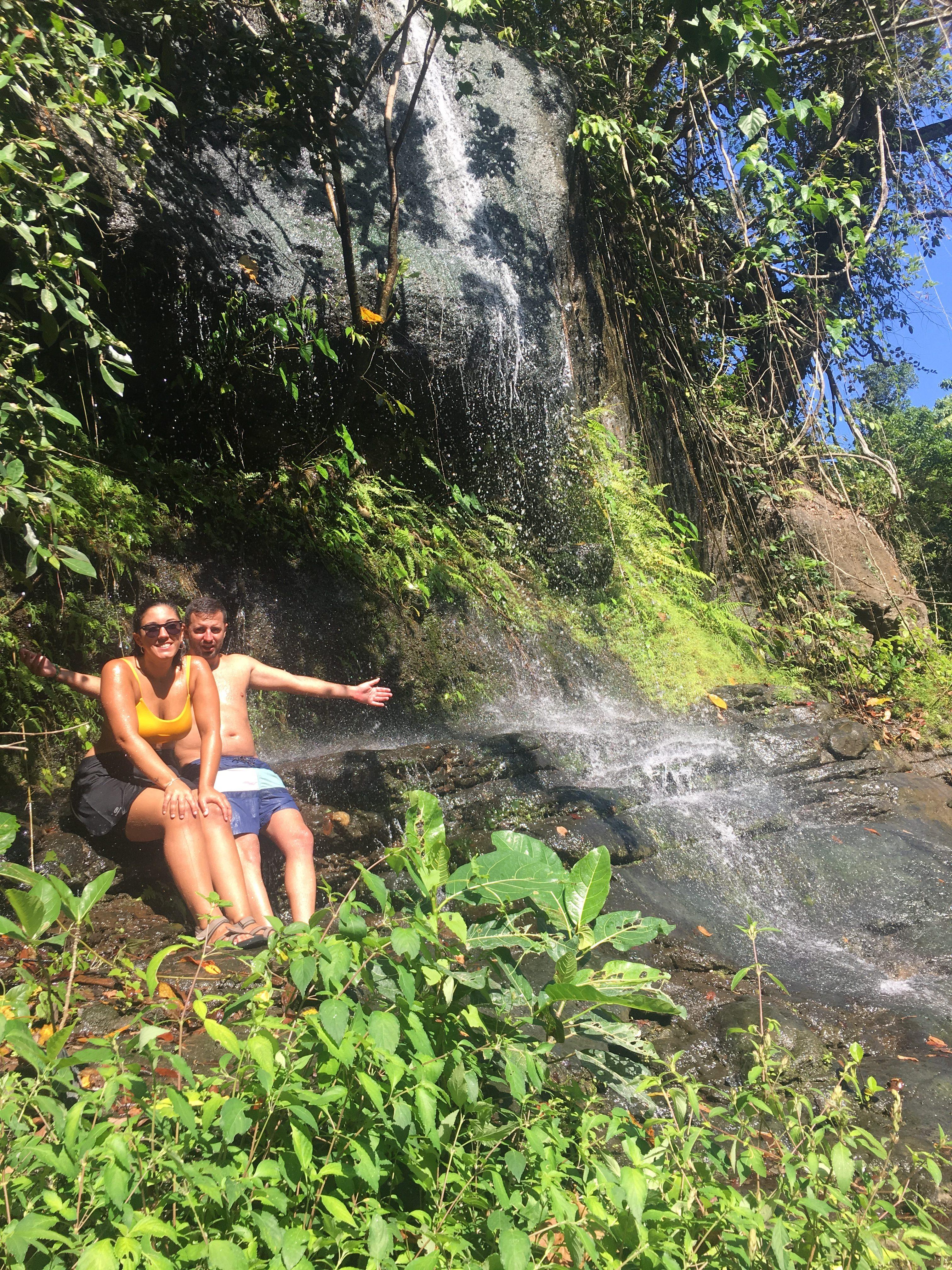 El cañón secreto de Bali