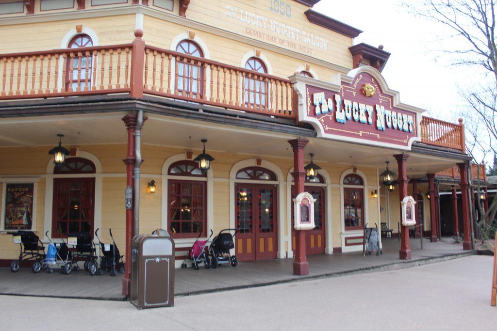 Lejano Oeste en Disneyland