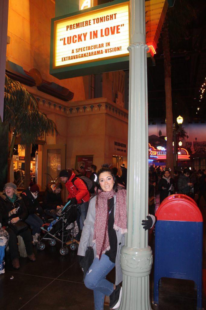 Pabellón principal del parque Walt Disney Studios en París