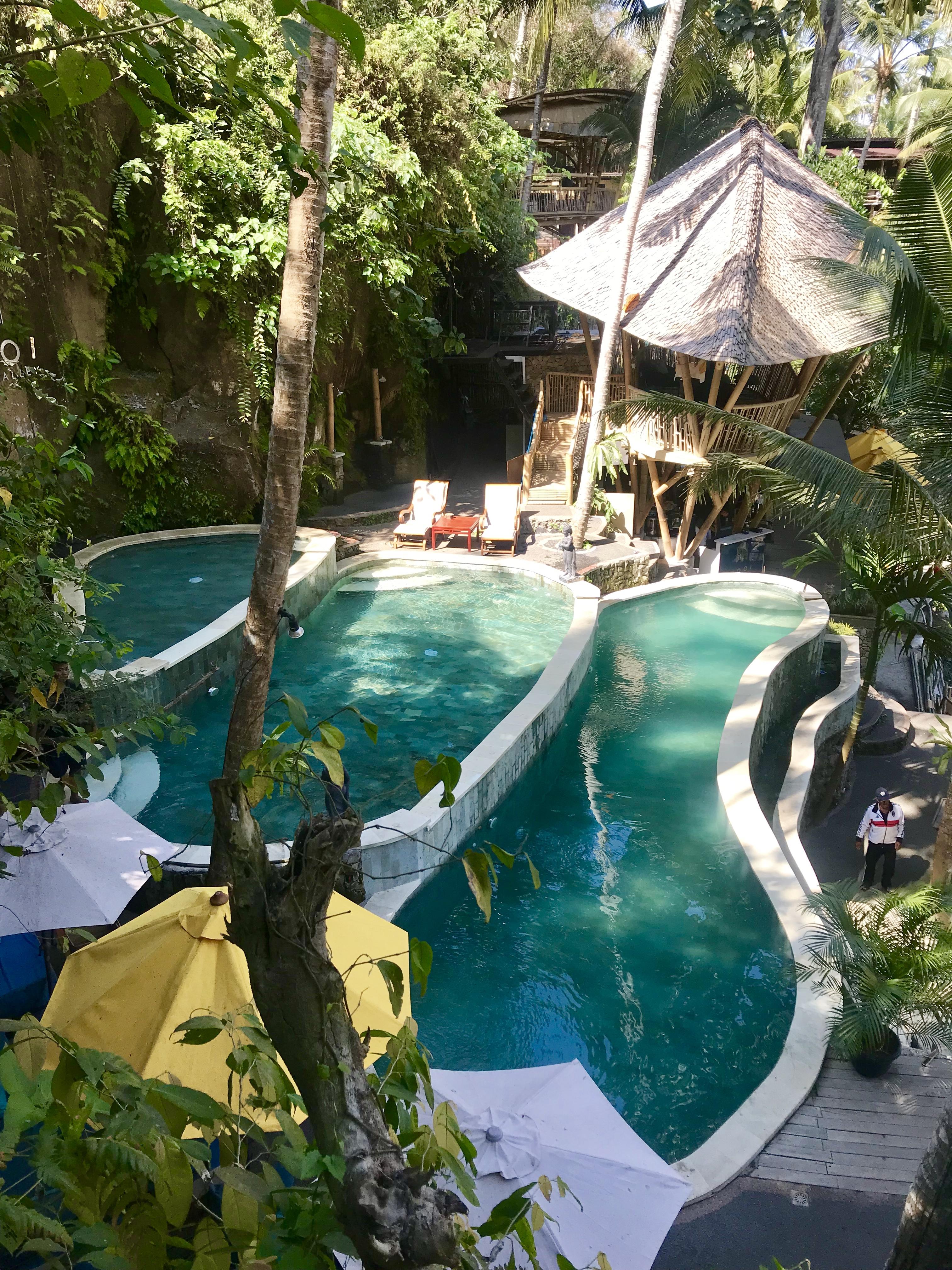 Cascadas de Tegenungan en Bali