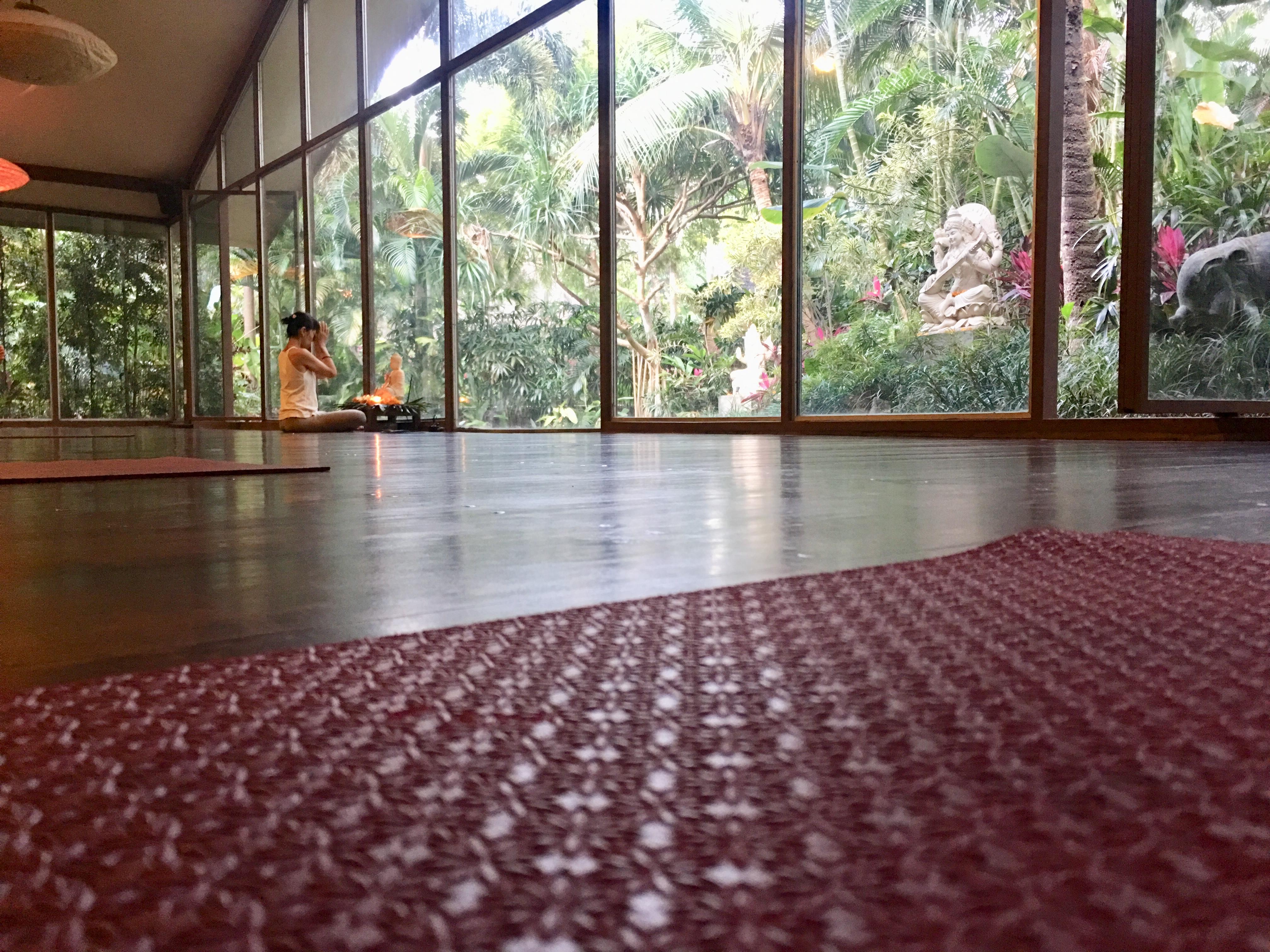 Mi experiencia opinión sobre The Yoga Barn en Bali