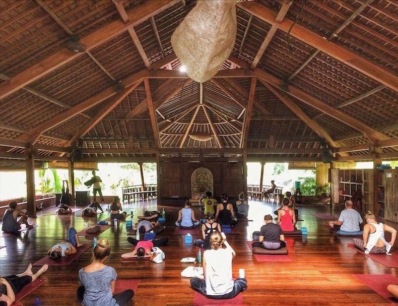 Mi opinión sobre The Yoga Barn