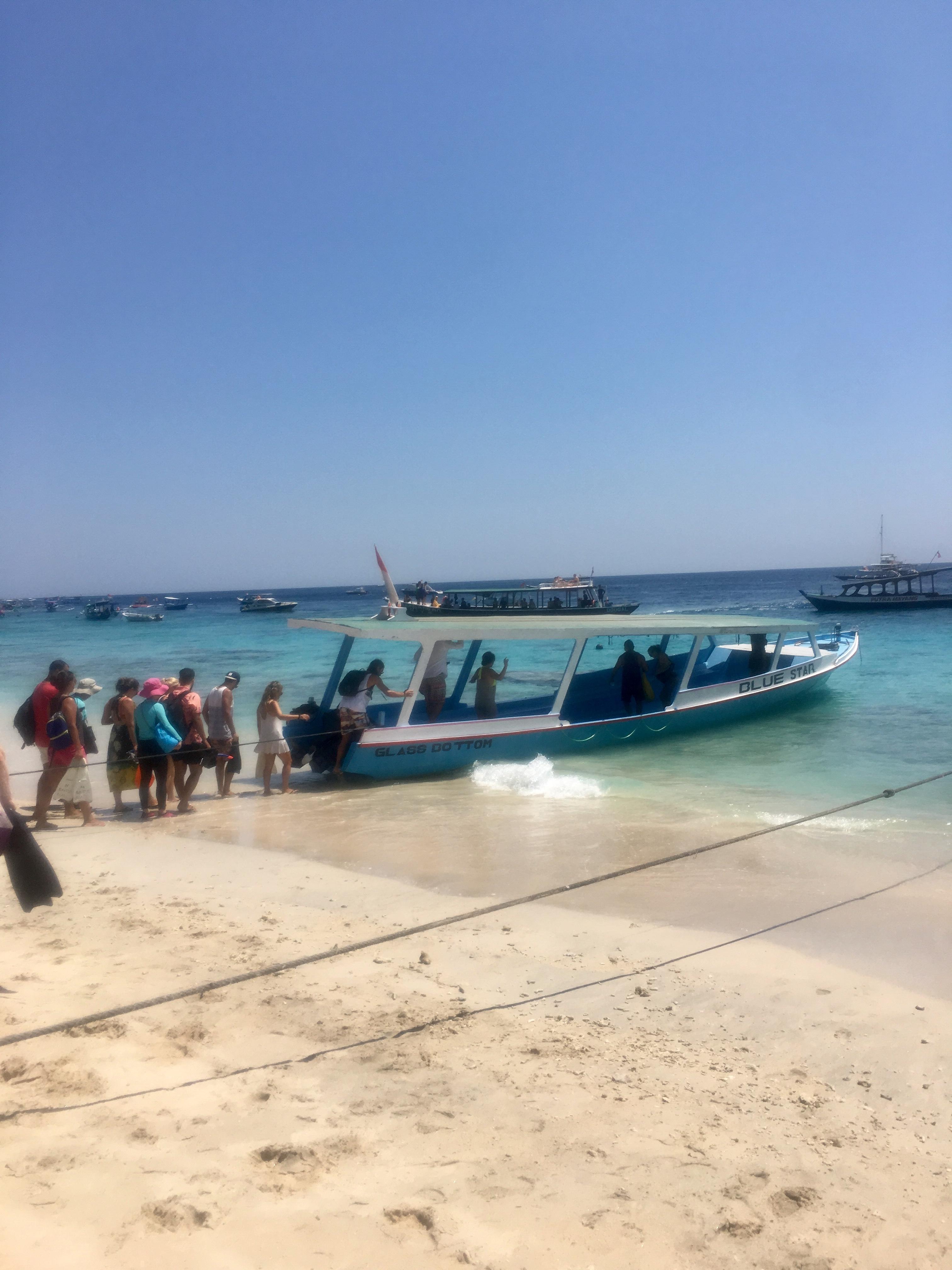 Snorkel en Gili Trawagan