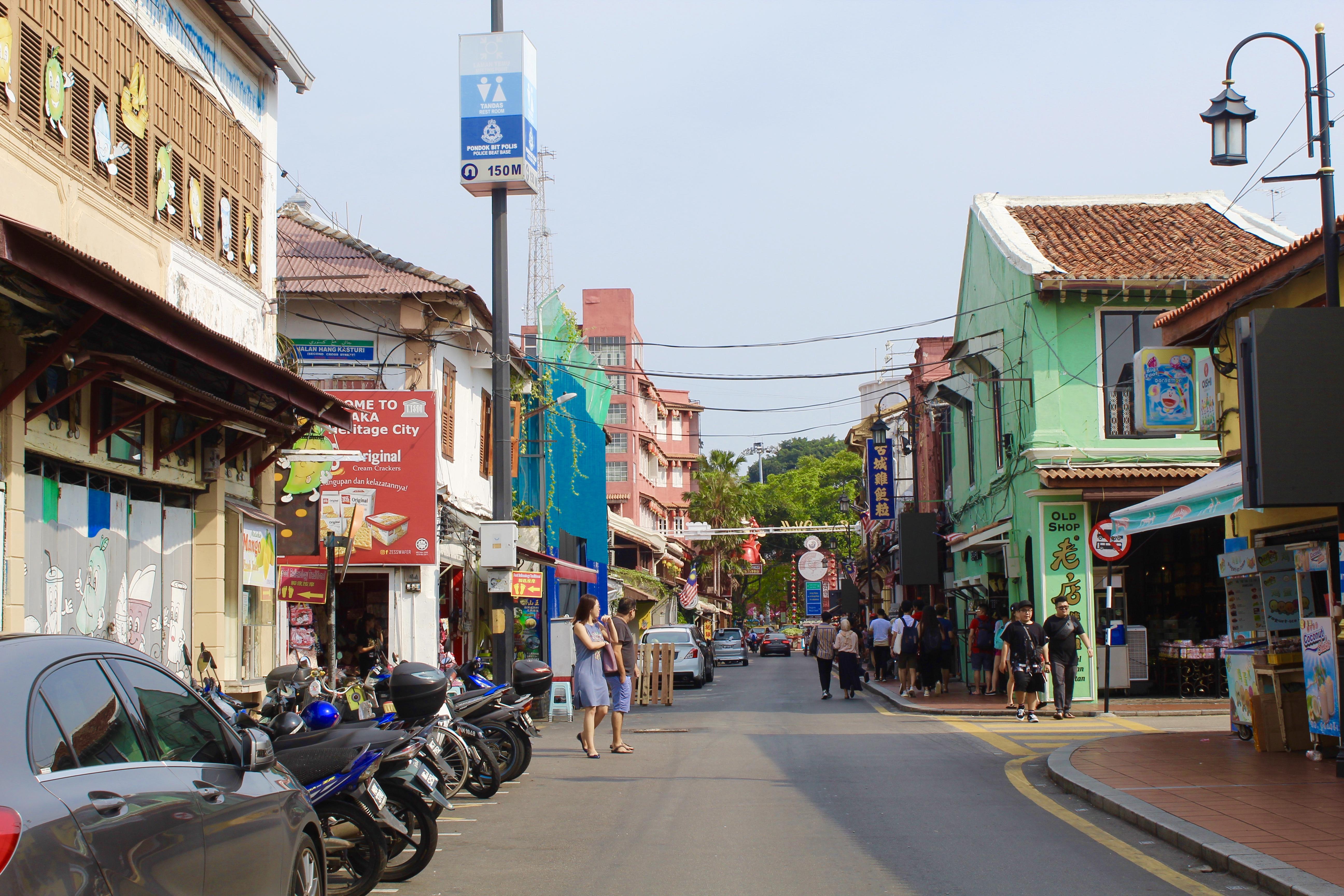 Los imprescindibles de Melaka