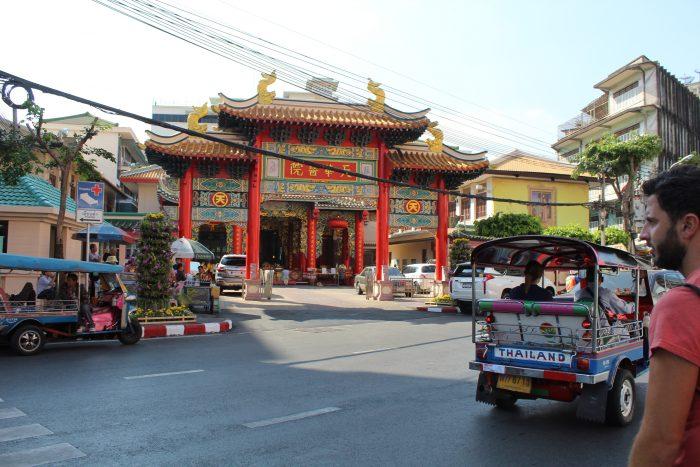 Qué ver en Bangkok en 3 días. Barrio Chino de Bangkok