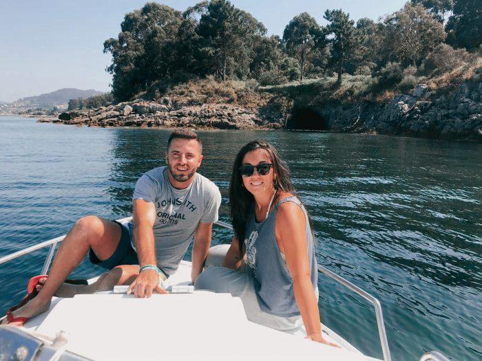 Ruta por la costa de España y Portugal